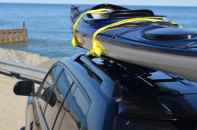 Amazon.com: Correas para el ala Kayak – Kayak de mar rack ...