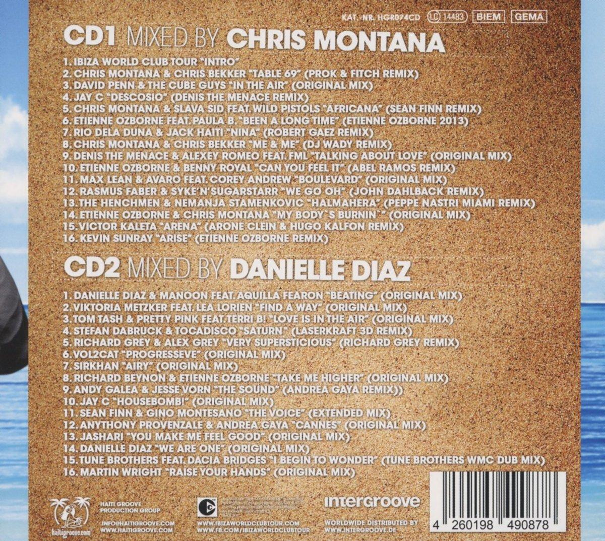 Ibiza World Club Tour Cd Series Vol 3: Various Artists: Amazon.es ...