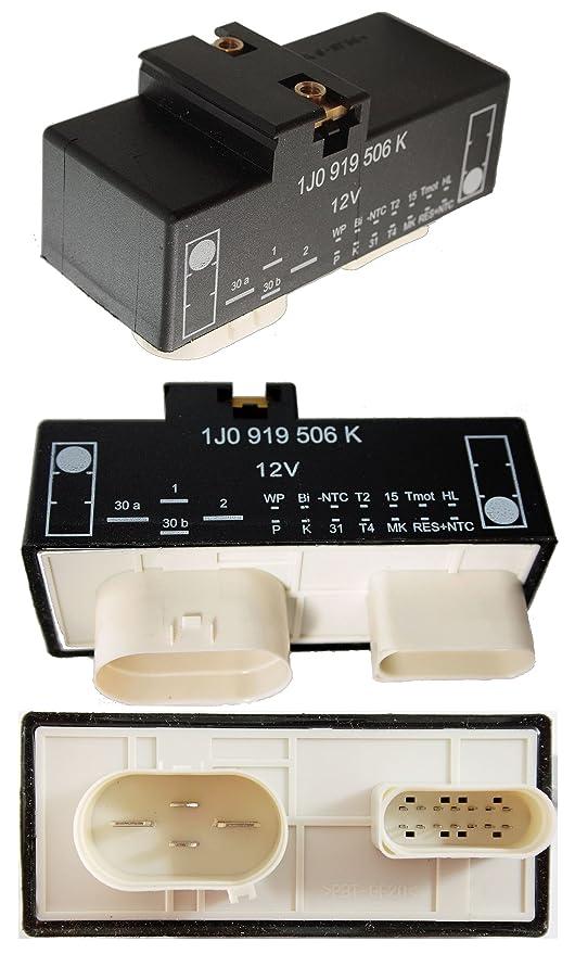 fan control module vw jetta