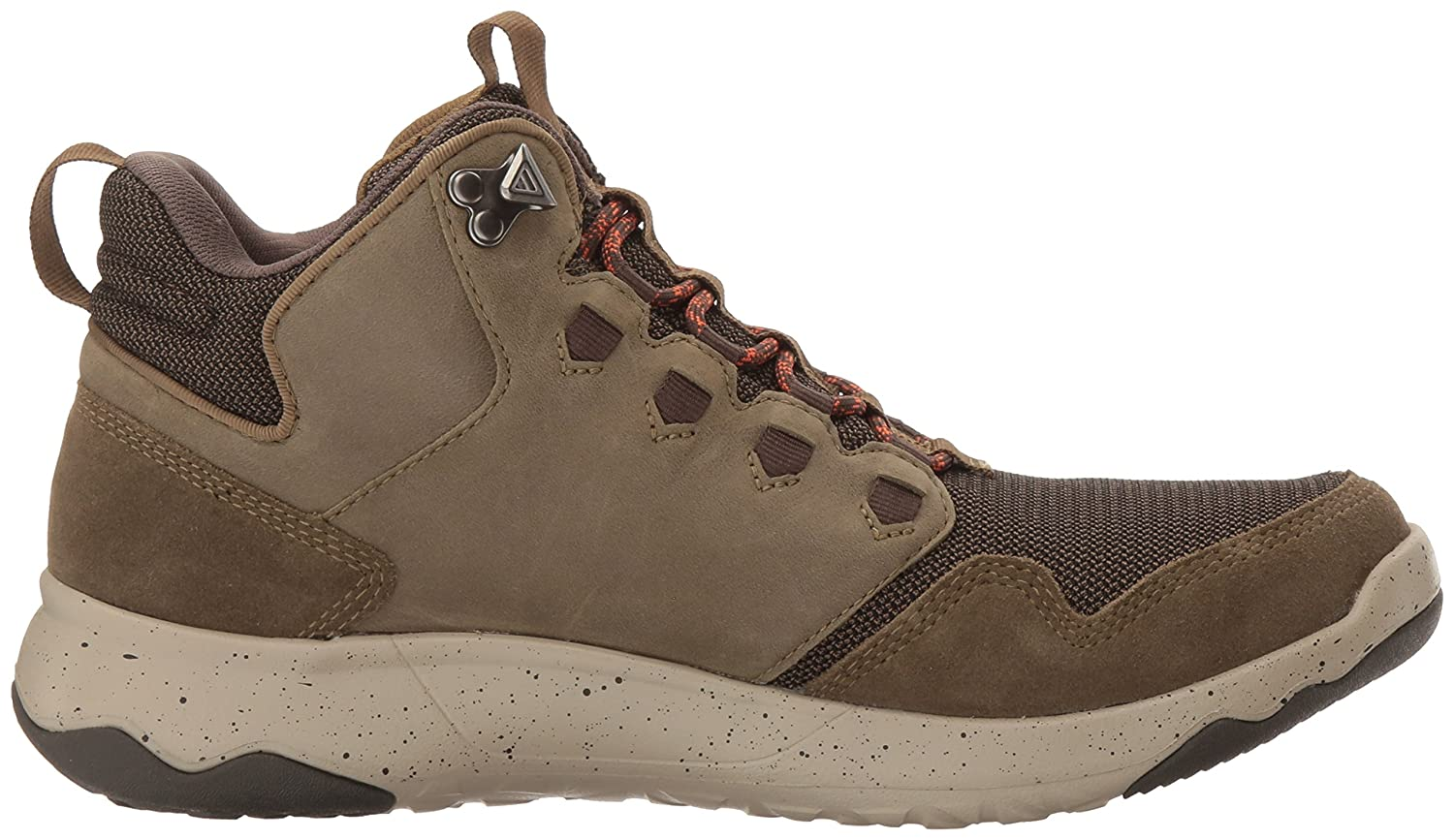 Teva Mens M Arrowood Mid Waterproof Hiking Boot