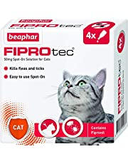 Flea Lice And Tick Control For Cats Amazon Co Uk