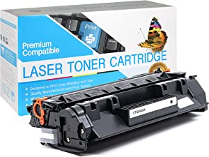SuppliesOutlet Compatible Toner Cartridge Replacement for HP 49A / Q5949X (Black,1 Pack)