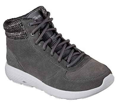 Skechers On The GO City 2 North Ice Womens Lace Up Ankle Boots
