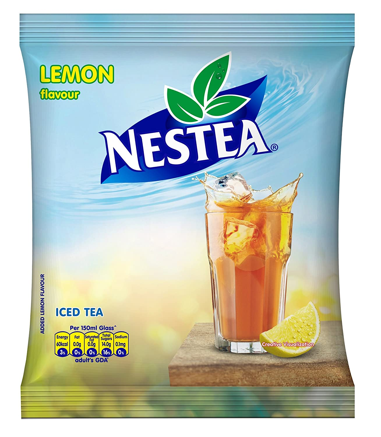 Nestea Iced Tea Lemon 400g With Free Sipper 1l Amazon In Grocery Gourmet Foods