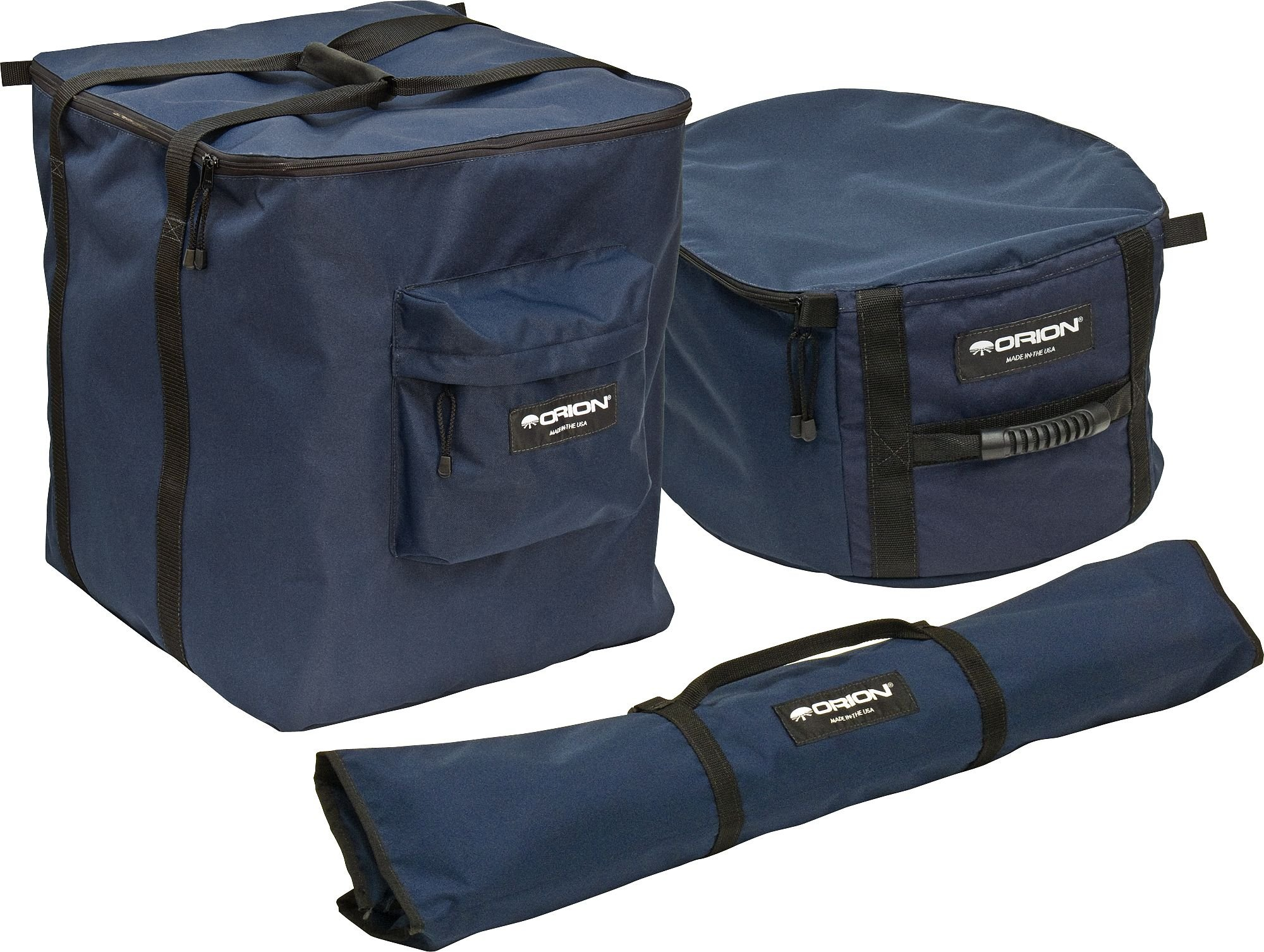 Orion 15099 Set of  SkyQuest XX14 Padded Telescope Cases by Orion