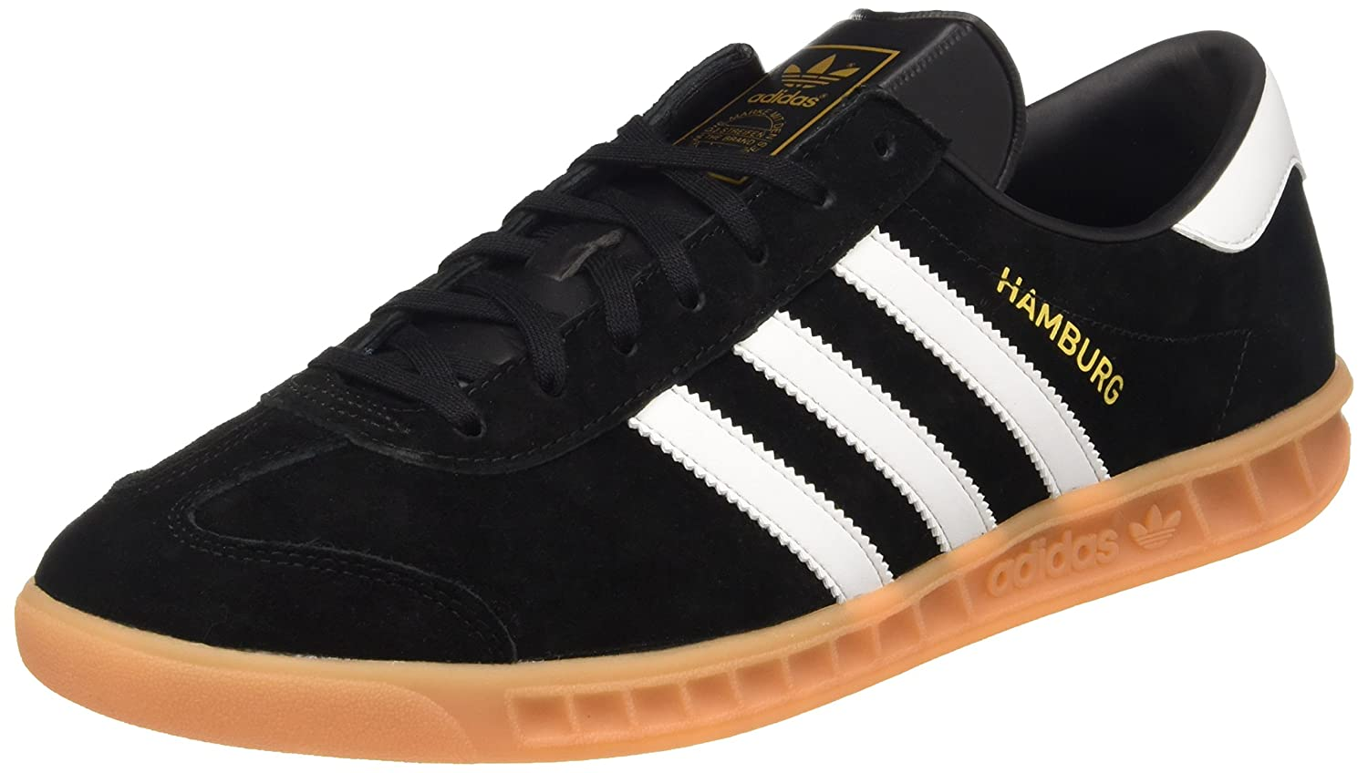 adidas Men s Hamburg Trainers  Amazon.co.uk  Shoes   Bags 8d71dcc42