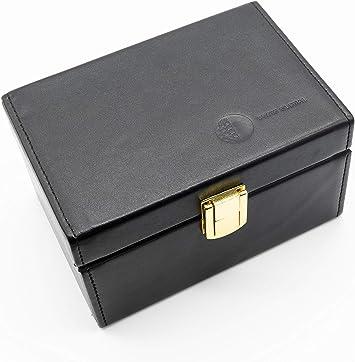 Orbis Global Faraday Box for RFID Keyless Car Keys Signal Blocker, Anti Theft Faraday Box for Fob Keyless Signal Blocking, Fob Protector- Black