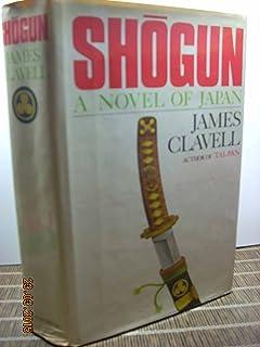 James Clavell His Three Epic Novels: Shogun, Tai Pan, And King Rat ...