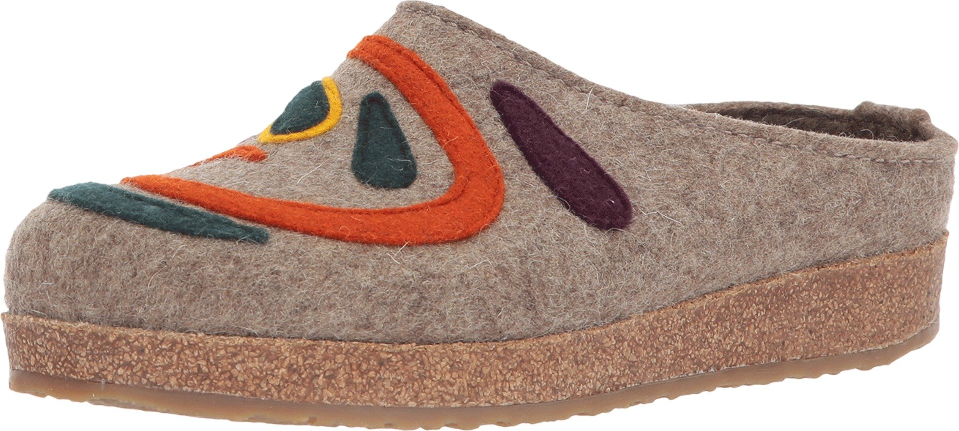 Haflinger Harmony Earth Womens Slippers Size 39M
