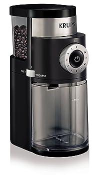 KRUP Professional Electric Coffee Burr Grinder