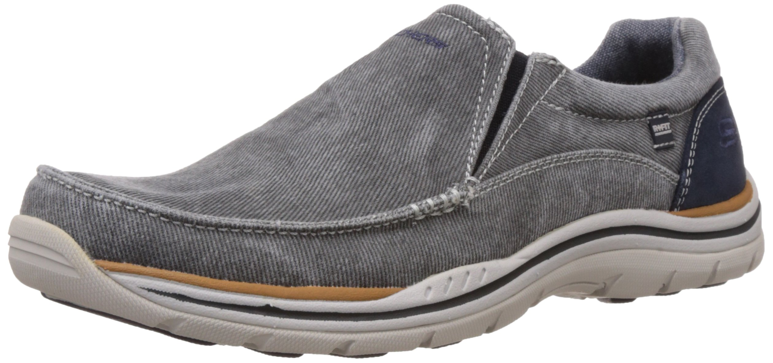 Skechers Men's EXPECTED- AVILLO Shoe, Blu, 12 Medium US