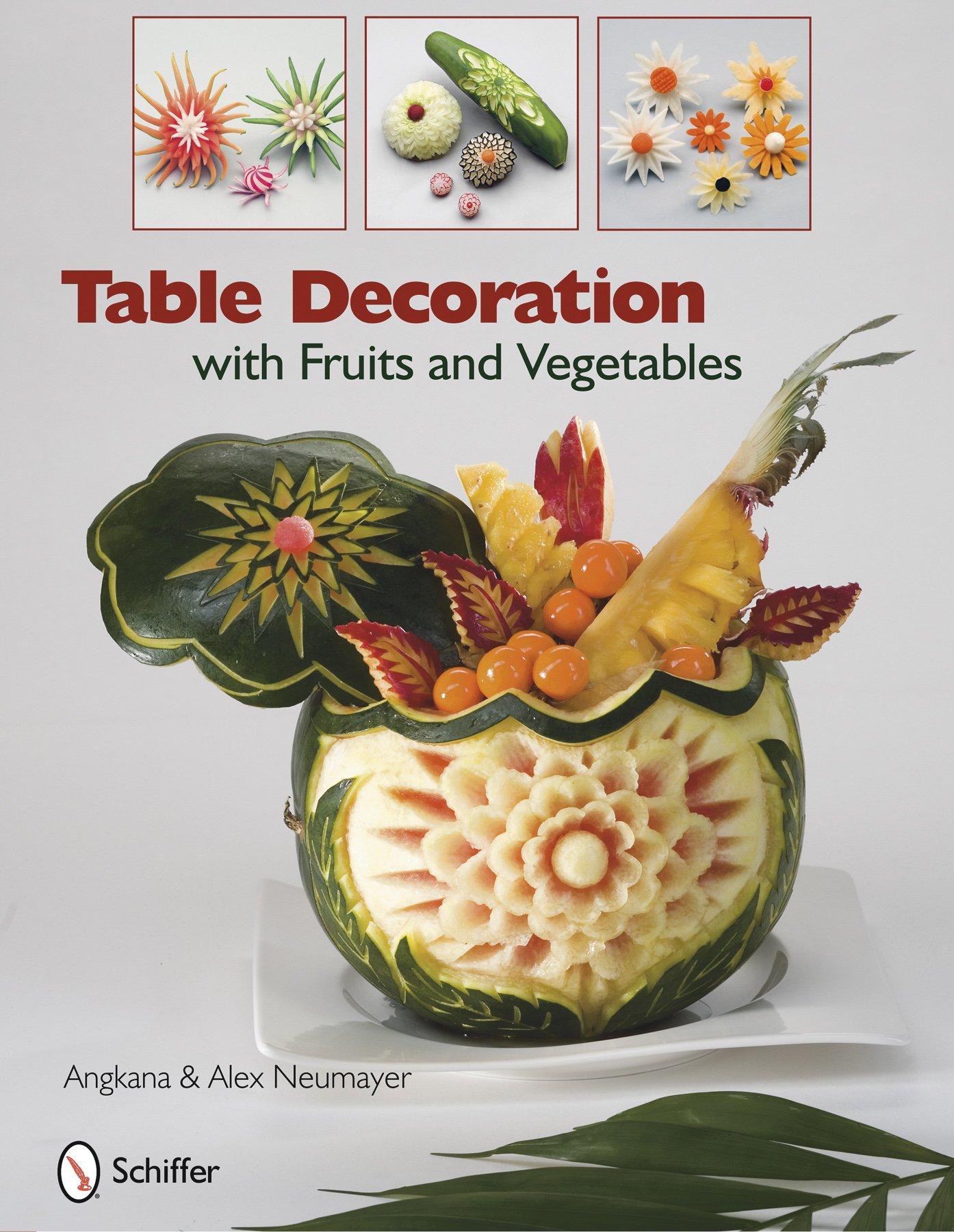 Table decoration with fruits and vegetables amazon