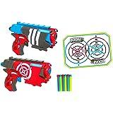 BoomCo Dual Defenders Blaster, Multi Color
