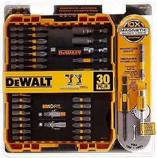 DEWALT DWA2SLS30 MAXFIT(TM) Screw Lock Set (30-Piece; with Sleeve