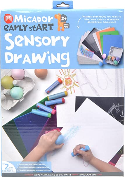 Micador Early Start Sensory Painting Pack
