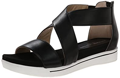 d976a97f63d ADRIENNE VITTADINI Footwear Women s Claud Sandal Black 6 ...