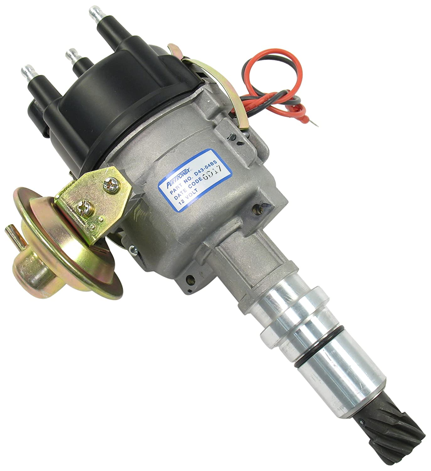 Pertronix D43-04B Distributor Industrial for Continental 4 Cylinder
