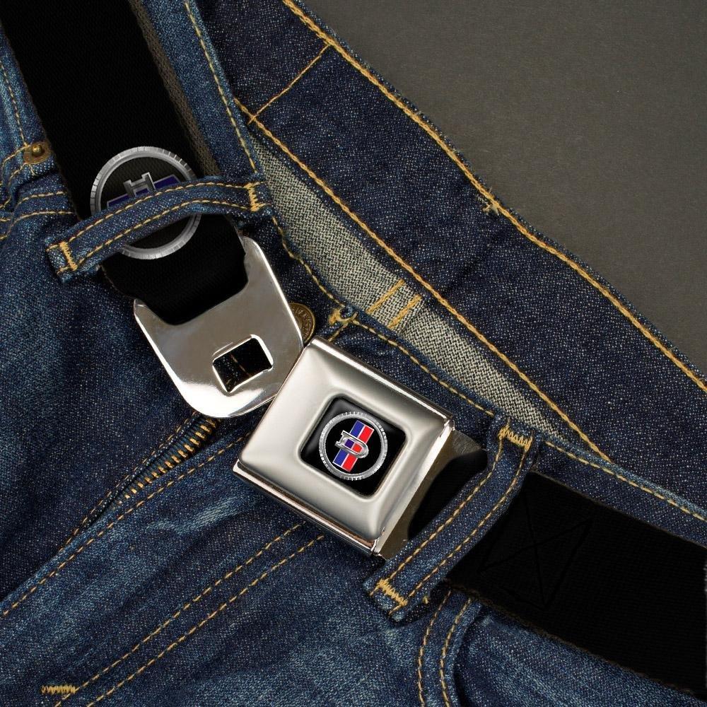 Buckle-Down Mens Seatbelt Belt Nissan Datsun Daa-wda002