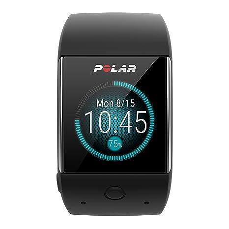 Polar M600 Deportes Reloj Inteligente - 90063087, Negro: Amazon.es ...