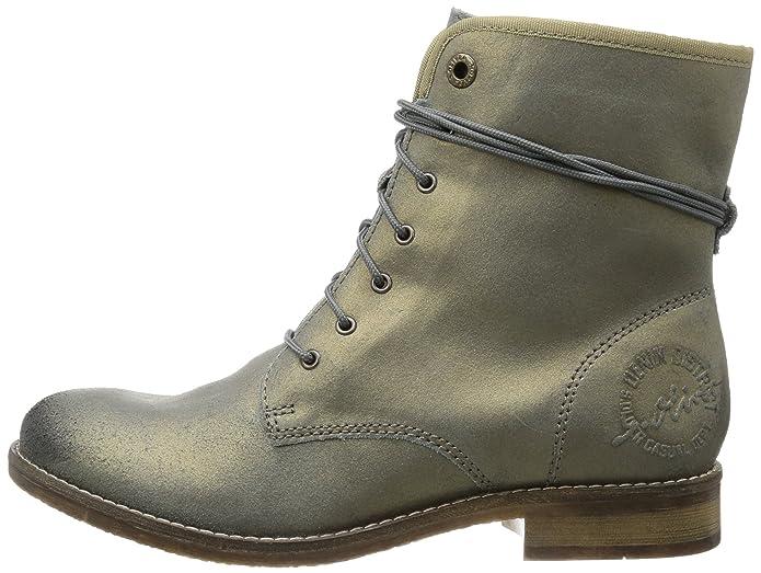 s.Oliver Casual 5-5-25225-21, Damen Stiefel, Beige (GOLD 940), EU 39   Amazon.de  Schuhe   Handtaschen 5721f74e10