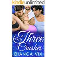 My Three Crushes book cover