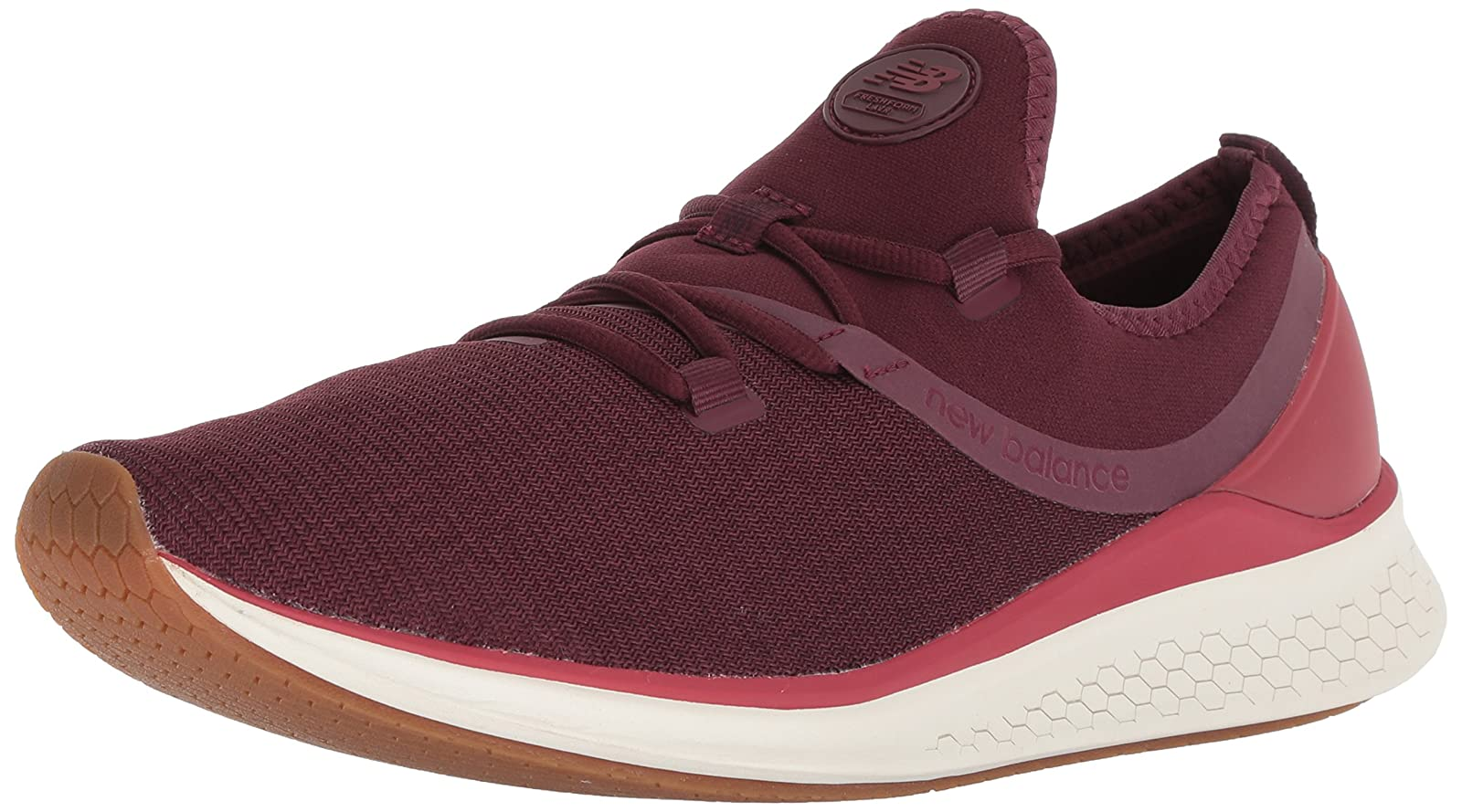 New Balance Men's Lazr V1 Fresh MLAZRER Burgundy