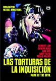 Witches Are Tortured to Death (Mark of the Devil, Spain Import, see details for languages)