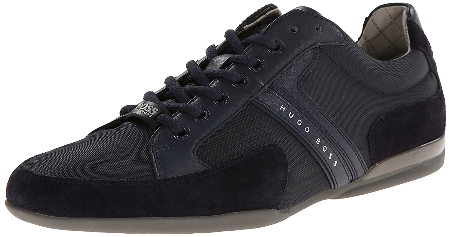 Hugo Boss Men's Spacit Fashion Sneaker,Navy,9 M US BOSS Hugo Boss 50247632