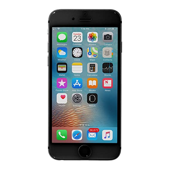 826182a2d39 Image Unavailable. Image not available for. Color: Apple iPhone 6 ...