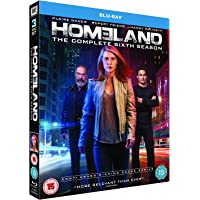 Homeland: The Complete Season 6 (3-Disc Box Set) (Fully Packaged Import)
