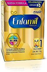Enfamil Formula Infantil 0 a 6 Meses, Etapa 1, 1100 gr