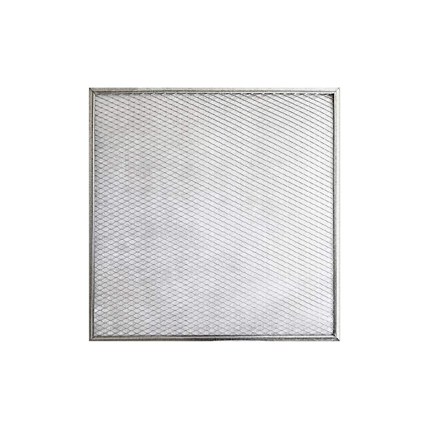 Kilowatts Energy Center The Amazing Washable A/C Furnace Air Filter - Permanent, Reusable, Electrostatic - Silver Frame - Never Buy Another Filter- Lifetime Air Filter