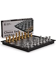 Yellow Mountain Imports Travel Magnetic Chess Set