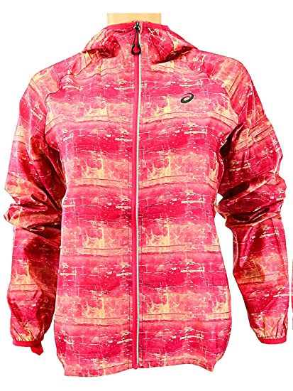 967d88a1cdbb Amazon.com  ASICS Women s Fujitrail Packable Jacket
