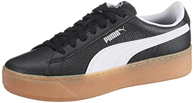 5406726adeb5 PUMA Women s Vikky Platform Vt Low-Top Sneakers