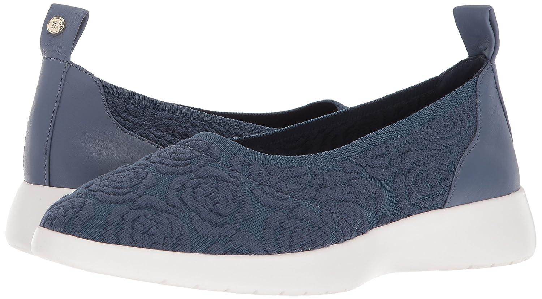Taryn Rose Women's Daisy Knit Sneaker B074B58S56 10 M M US|Denim