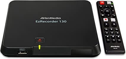 AVerMedia ER130 EzRecorder 130 - Capturadora de vídeo HD, PVR, DVR ...