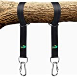 DCAL Gear Tree Swing Hanging Straps Kit - Easy & Fast Installation - 5ft Extra Long Straps Hold 2000 lb - Safer Lock…