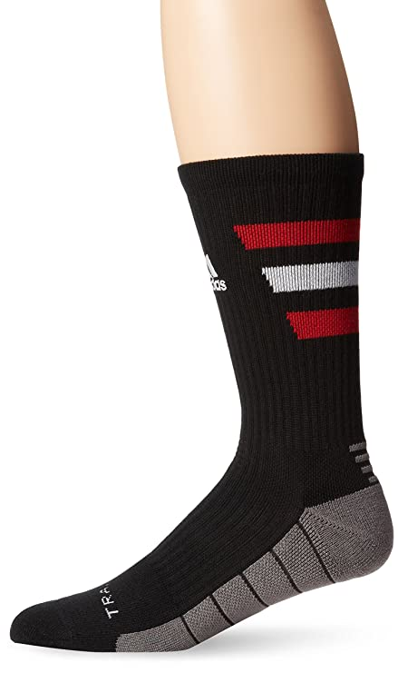 adidas Team Speed Traxion Crew Sock (1-Pair)