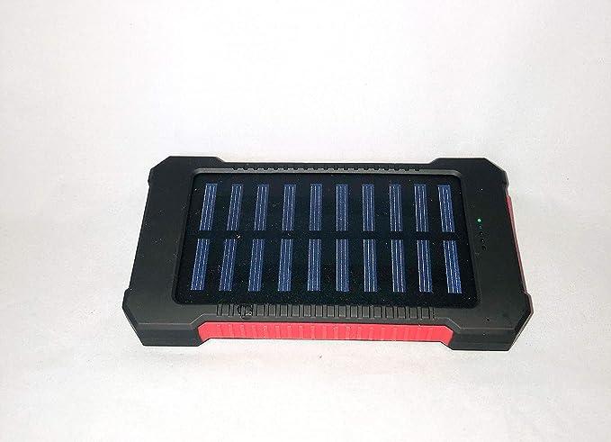 Amazon.com: Hike-Tek - Cargador portátil impermeable con luz ...