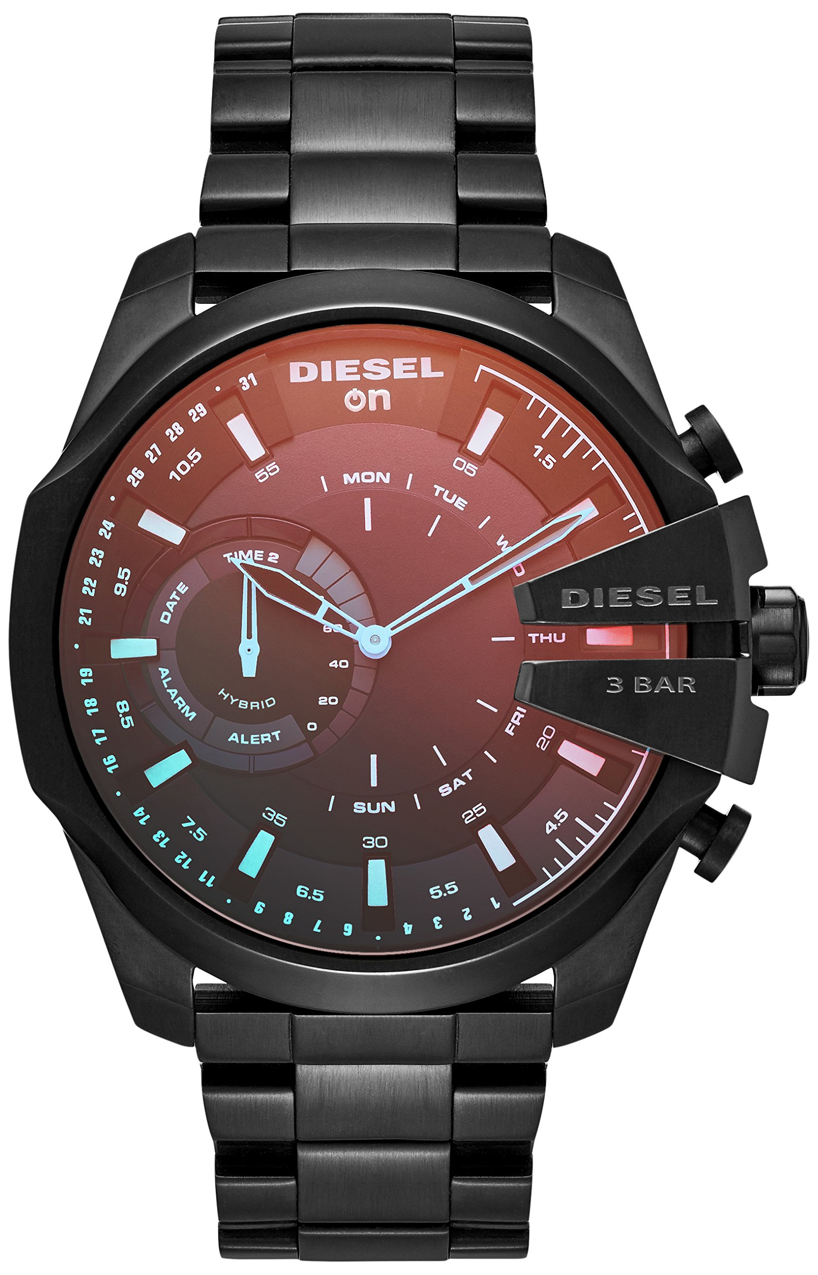 Diesel Smart Watch (Model: DZT1011