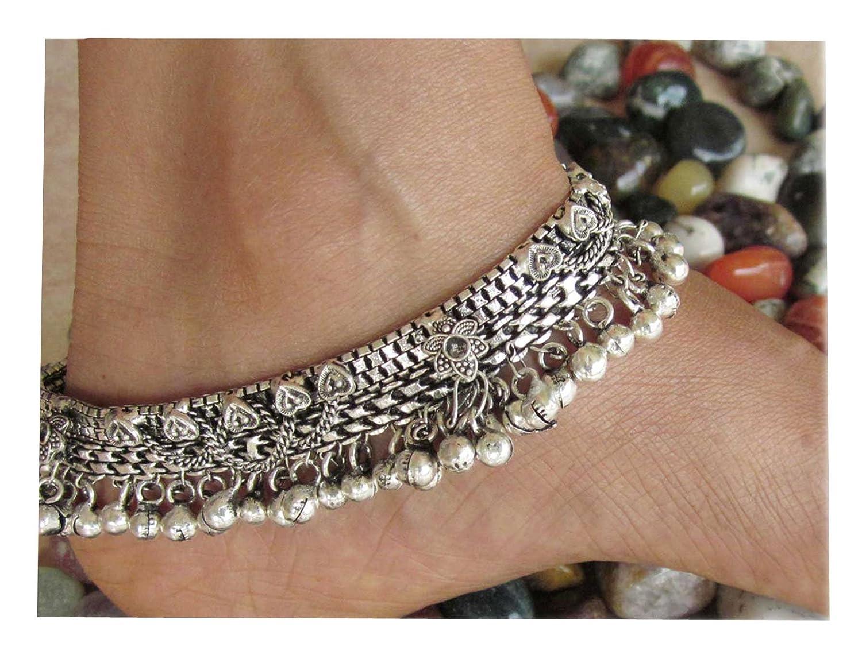 7168ca79166 Amazon.com  Anklet Bracelet Pair 10 inches Long