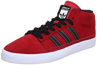 the best attitude b97d8 a9bb6 adidas Rayado Mid ROT G65522 Red Rot (UNIVERSITY RED RUNNING WHITE FTW BLACK