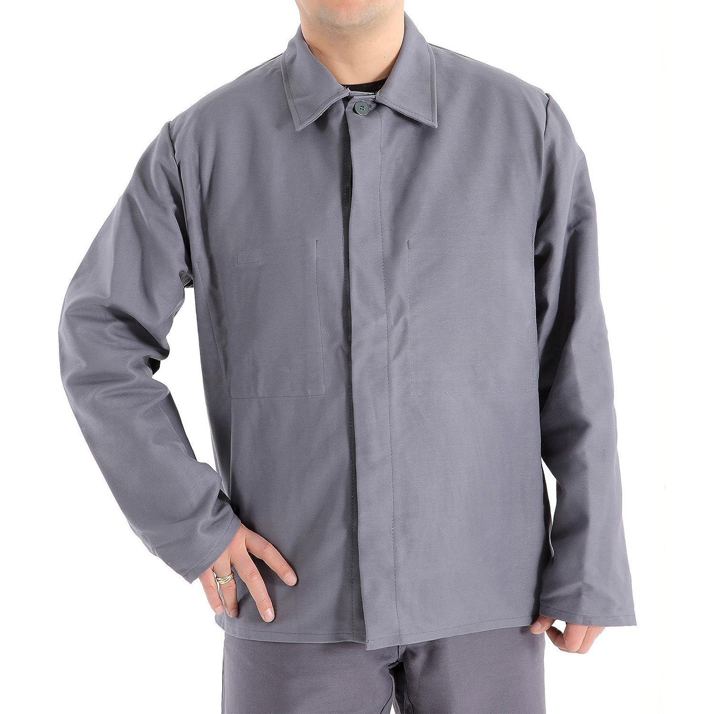 Soldadores chaqueta con la chaqueta de la ropa Flammentin equipo de soldadura Chaqueta de trabajo Tamaño 44 Ropa de trabajo: Amazon.es: Bricolaje y ...