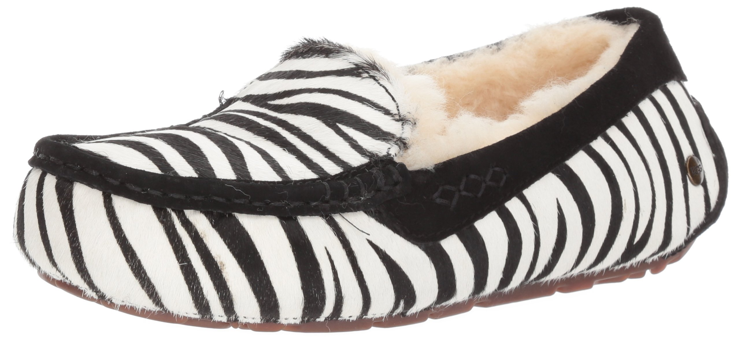 UGG Women's Ansley Exotic Zebra 1 Slipper