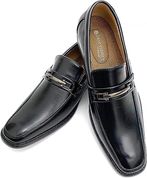 Amazon.com: Easy Strider - Zapatos de vestir para hombre ...