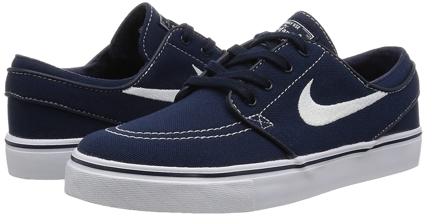 NIKE Men's D(M) Zoom Stefan Janoski Skate Shoe B01D0AGXQQ 8 D(M) Men's US|Obsidian/White-gum Light Brown a5529e