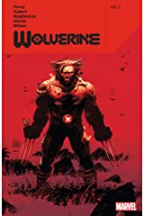 Wolverine by Benjamin Percy Vol. 1 (Wolverine (2020-)) Kindle Edition