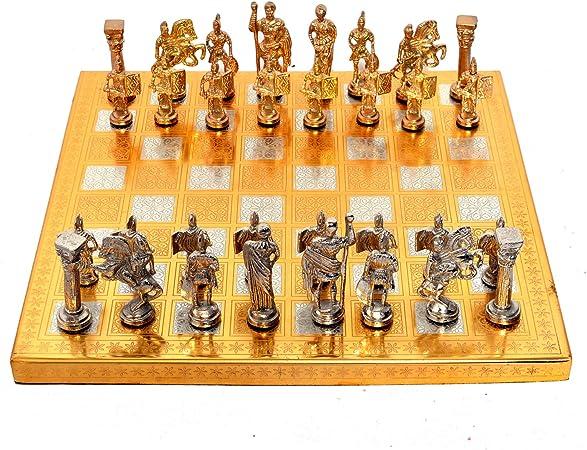 Jaipur - Juego de Mesa de ajedrez con diseño de ejército Romano ...