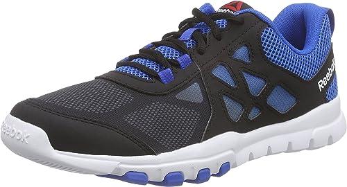 Reebok Sublite Train 4.0, Zapatillas de Deporte para Hombre, Negro ...